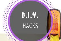 D.I.Y. Hacks / D.I.Y. Hacks for your house, work, or tech that make your life that much easier. From Mr and Mrs Rooster