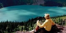 Hiking Montana / Great hikes and trails in Montana.  Fun trails to waterfalls, lakes, Glacier National Park, along rivers, and mountains.