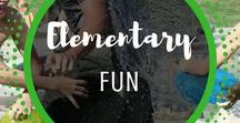 Elementary Fun / Elementary fun by all! Find fun class activities, projects, lessons and smiles among your students after they get to try some of these ideas! Mr and Mrs Rooster