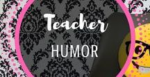 Teacher Humor / Take a break. Get a laugh. You deserve it. Teacher humor Mr and Mrs Rooster