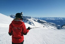 Get the Feeling Of: Flims / Flims is an undiscovered gem of a resort, with a great choice of flattering runs and a reputation for being one of the most  snow sure places in the Alps. It's not hard to see why this well kept secret continues to be a client favourite.