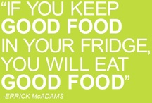 Live Healthy / We promote good physical, mental and social health to feel your best every day so you can enjoy life!