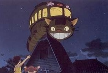 ♥ Studio Ghibli ♥ / by Michelle Camina
