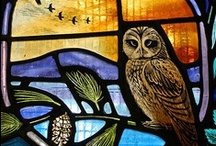 ~Stained Glass Art~ / by Donna Callihan