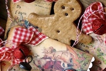 ~The Olde Gingerbread Cafe~ / ~Warms Your Heart With Our Fresh Gingerbread & Cinnamon Tea~~Since 1802~ / by Donna Callihan
