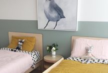 Wee'uns and Bairns / Kid's room decor
