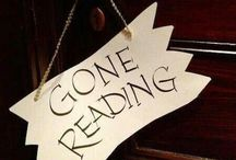 Get lost in a book / I love to lose myself in a great novel / by Patricia Bracy