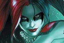 Comic Books / Dc Marvel Art