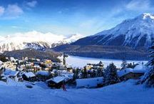 Get The Feeling of: St Moritz / Boasting unparalleled history and heritage as a winter holiday destination, St Moritz offers an attractive mix of nature and culture.