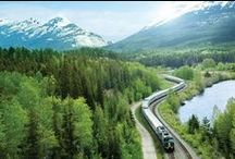 Travel to: Canada / Journey across the Atlantic for a 11 day awe-inspiring alpine adventure holiday through the rugged Canadian Rockies.