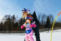 Tots on Skis / Our unique programme is the ultimate introduction to skiing for 3-4 year olds, combining morning sessions on the nursery slopes with afternoons in our pb crèche.