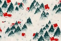 yuletide romance / a very vintage winter wonderland for the romantic whimsical woodland lover.