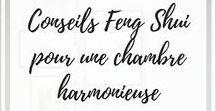 Feng Shui / Le Feng Shui, conseils pour harmoniser son habitat.  Des articles qui regorgent d'astuces pour faire de son habitat, son meilleur allié !