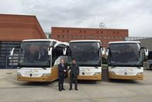 Our New Buses / #Travel #Tourism