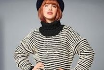 Knitting Patterns / Produce the best of the fashion scenes !