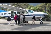 Videos of Air Milford Flights