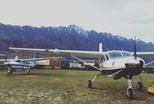 Our Fleet - Air Milford / Air Milford operates a range of Cessna aircraft. Including 3 Cessna Caravans, 1 Cessna 206 and 1 Cessna 185