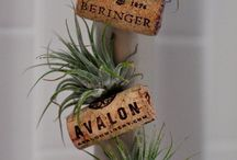 C O R K S / Designs made from recycled wine corks!