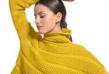 2016/17 Knitting Patterns Collection / Discover over 130 knitting patterns, and start knitting trendy designs for all the family! This year's designs include fashionable sweaters, warm cardigans, hats and scarves, trendy home decor accessories and much more! Available on www.bergeredefrance.co.uk and www.bergeredefrance.com