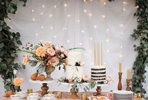 P A R T Y / Shabby Chic Party Decor Ideas