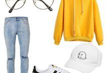 Outfits / Ropa para el día a día