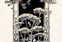Art nouveau – design アールヌーボー