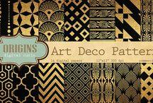 Art deco – design アールデコ