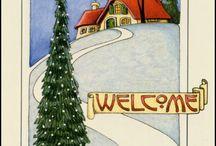 Winter: O'Christmas Tree / by Louanna Eggert
