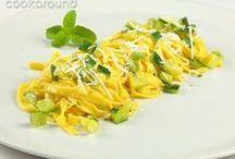 Condimenti per pasta fresca fatta in casa / Fresh pasta's condiments