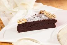 Dolci al cioccolato / Chocolate desserts