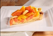 Dolci alla frutta / Fruit pies and cakes