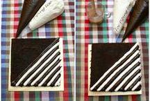 EXTRA: Tutorial cake design / Piccoli tutorial per grandi progetti!! Cake design tutorial for five minutes ideas