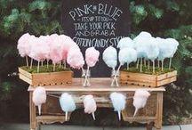 EXTRA: Sweet Tables Idee / Sweet Tables Ideas / Dolcissime tavole tematiche per party ed eventi, una moda che arriva dall'America e si distingue per la creatività dei dettagli, tutti DIY