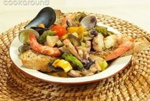 Astici, gamberetti, granchi, scampi / Ricette che esaltano in modo semplice o più articolato, tutto il sapore del mare di astici, gamberetti, granchi, scampi...