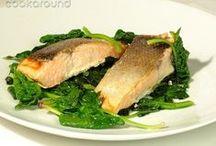Salmone / Il salmone, un prodotto del mare che in cucina si trasforma in un ingrediente adatto a mille e una preparazioni!