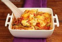 Patate e Zucchine / Album dedicato alle ricette a base di patate o zucchine, ingredienti mediterranei e diffusissimi nelle nostre cucine, dall'antipasto fino anche al dolce!