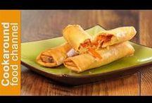 Cookaround TV - Best of YouTube / Il meglio delle videoricette direttamente dal nostro canale You Tube! Iscrivetevi per restare aggiornati su ricette economiche, veloci, di mare, di pesce, sfiziose, cake design, decorazioni, street food e molto altro!
