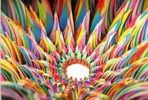 Paper / A selection of inspirational Paper Craft, Origami & Paper Engineering