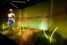 Lights / Inspirational use of Light across all platforms - Art, Installations, Fashion, Retail & Display