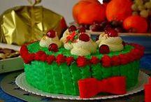 [FORUM] - Xmas Cake Design / Un album dedicato alle più belle, raffinate, dolci, natalizie, complicate o semplici idee di dolci decorati!