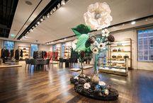 MA: INTERIORS / Retail Interiors & Visual Merchandising by Millington Associates
