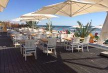 Caelia Beach Mamaia / Caelia Beach din stațiunea Mamaia concurează cu plajele din Miami, Saint Tropez sau Cancun, ridicându-se la cele mai înalte standarde atunci când vine vorba de confort. Se află în stațiunea Mamaia, Constanța, la 5m de Caelia Residence și la 20m de hotelul Rex. Ceea ce știm sigur este că scaunele pe care vă veți relaxa acolo sunt confortabile. Cu design modern, scaunele Del Mar sunt realizate din aluminiu, fiind rezistente în timp.