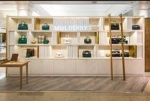 MA: MULBERRY / Mulberry Window Display, Pop-ups, Visual Merchandising and Retail Display by Millington Associates