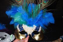 Monte Carlo Masquerade / Decoration, costume and recipe ideas for a masquerade monte carlo party!