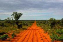 Outback / Den australske outback er fascinerende...