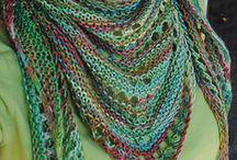 Knitting / Шарфы,шали,платки / Вязание / Knitting / Вязание