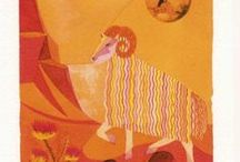 Astrological Watercolors
