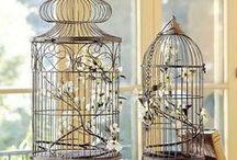 Клетка птичья Интерьерные игрушки,домики / Birdcage, / Birdcage,