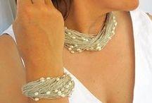 Бохо украшения / necklace beads bracelets / necklace beads bracelets