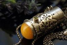 Кулоны трубочки / jewelry pendant /  Pendant Jewelery Art